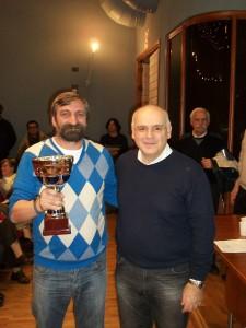 La Premiazione Gran Fondo Giovani 2012